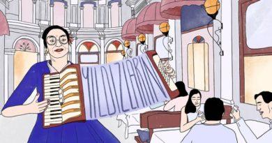 """Evcilik Günleri: Ezgi Özbakkaloğlu'nun """"Nerede Kalmıştık?"""" adlı animasyon projesi"""