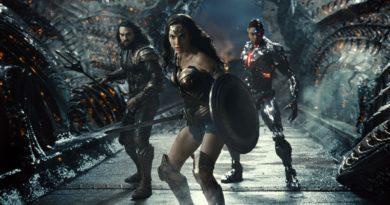 Formdayız: Zack Snyder's Justice League (2021, HBO Max)
