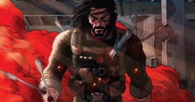 """Keanu Reeves'in çizgi roman serisi """"BRZRKR"""", iki yeni projeyle evrenini genişletiyor"""