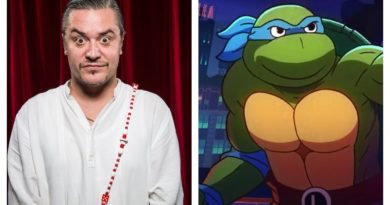 "Mike Patton vokaliyle ""Teenage Mutant Ninja Turtles"" dinlemek isteyen?"