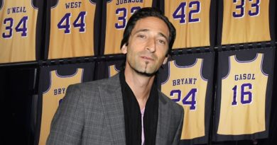 "Adrien Brody, ""Showtime"" Lakers'ın koçu Pat Riley rolünde"