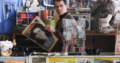 """Tam Morrissey'in hak ettiği film: """"Shoplifters of the World"""""""
