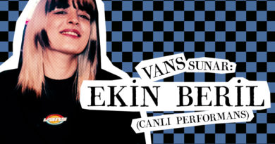 Vans sunar: Ekin Beril (Canlı Performans)