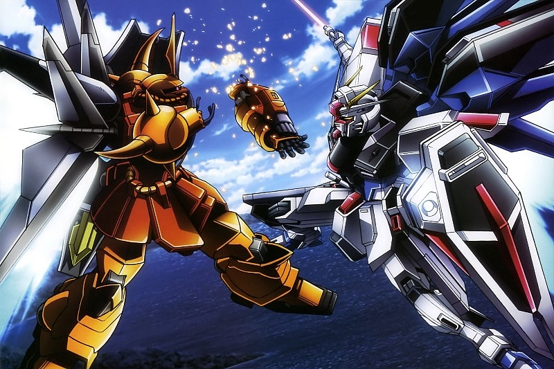 "Netflix'in canlı aksiyon filmi ""Gundam""a dair somut gelişmeler - bant mag"