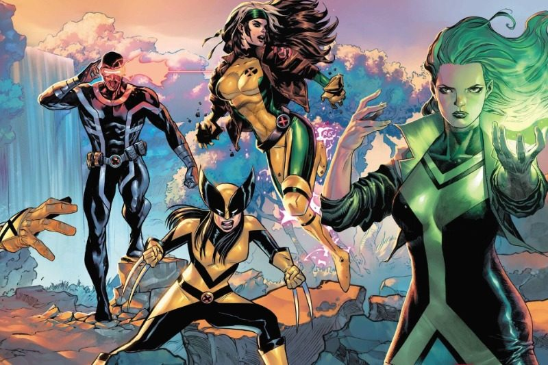 """Reign of X""in X-Men kadrosu belli oldu: Yeni Wolverine, Laura Kinney"