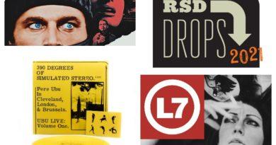 Record Store Day 2021 takviminden 10 dikkat çekici plak