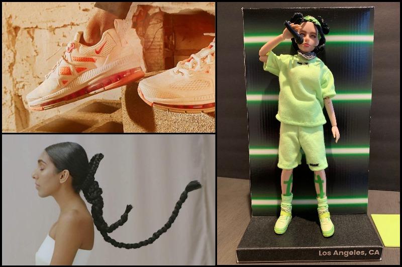 Spot: Billie Eilish'in Playmate Toys figürleri ve diğerleri - bant mag
