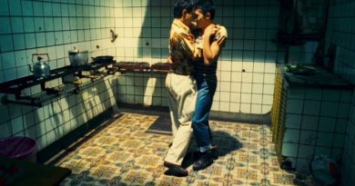 "Wong Kar Wai'nin ""One-Tenth of a Millimeter Apart"" belgeseline ilk bakış"
