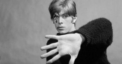 David Bowie #20yaşchallenge