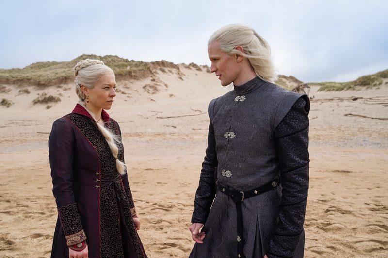 """Game of Thrones"" spin-off'u ""House of the Dragon""dan ilk görseller"