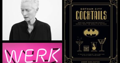 Bu hafta göze çarpan 3 ürün: Michael Stipe portreleri, RuPaul lambası ve Gotham kokteylleri