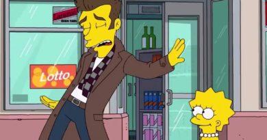 """""""The Simpsons""""ın Morrissey parodisi single olarak yayımlandı"""