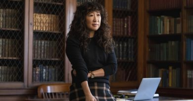 "Sandra Oh'lu Netflix kara komedisi ""The Chair""den yeni fragman"