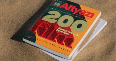 """Altyazı Sinema Dergisi ekibi, """"20. Yıl Özel Sayısı""""nı anlatıyor"""