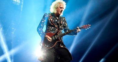 """Brian May'in gündeminde """"Bohemian Rhapsody""""nin devam filmi ve aşı karşıtlığı var"""