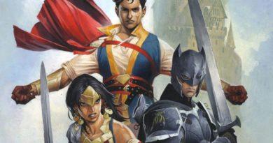 Justice League, Ortaçağ'a ışınlanıyor