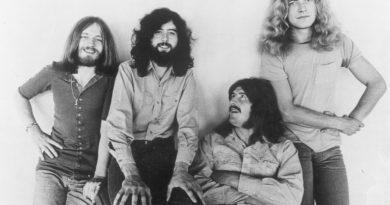"""""""Becoming Led Zeppelin""""den ilk teaser"""