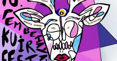 İşte Pembe Hayat KuirFest'in 10. yaş afişi
