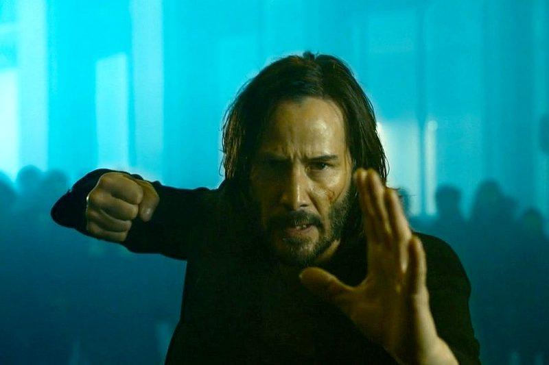 """Gözlerinize inanın: """"The Matrix: Resurrections""""dan ilk fragman"""
