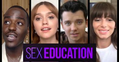 "VIDEO: ""Sex Education"" 3. sezon röportajı | Asa Butterfield, Ncuti Gatwa, Aimee Lou Wood, Mimi Keene"
