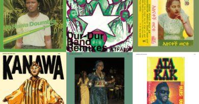 """İyi müzik azmeder"": Awesome Tapes From Africa #bantmagarşivden"