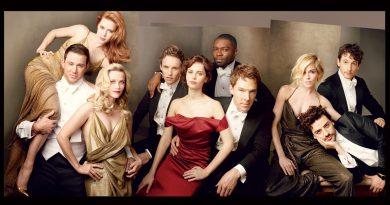 Vanity Fair'in tüm İngiliz aktörlerin rol aldığı kısa filmi geldi!