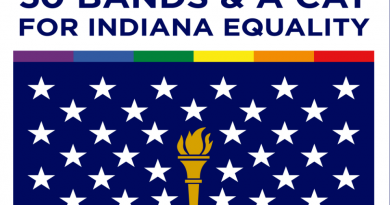 Indiana'daki müzisyenler, LGBT toplulukları için yardım albümü yayınlıyor