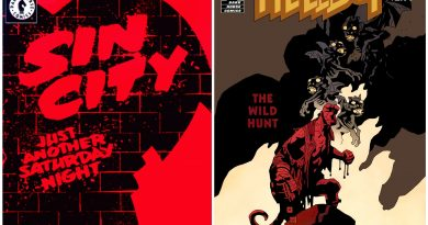 Dark Horse çizgi romanları artık Comixology'de!