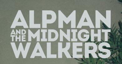 Alpman and The Midnight Walkers bu akşam Arkaoda'da