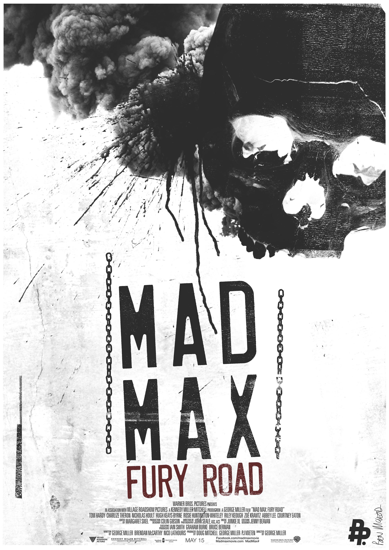 BEN MCLEOD MAD MAX