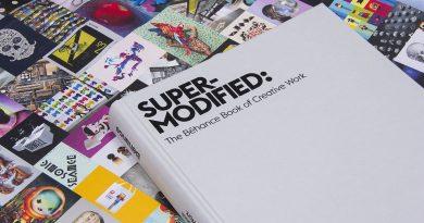 """Behance'ten güncel sanatın nihai kitabı: """"Super-Modified"""""""