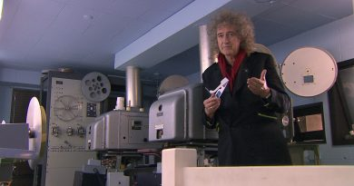 "Queen gitaristi Brian May'den 3D animasyon: ""One Night In Hell"""