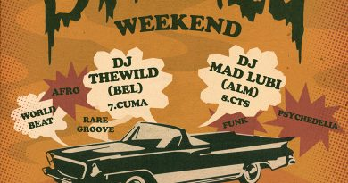 'B-Music Weekend' bu haftasonu Arkaoda'da