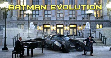 """""""Batman"""" müzikleri tek parçada : """"Batman Evolution"""""""