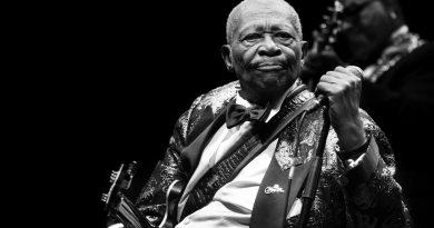 Blues efsanesi B.B. King, 89 yaşında hayatını kaybetti
