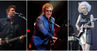 Josh Homme, Elton John, St. Vincent ve nicesi, Apple Music'in radyosunda program sunacak!