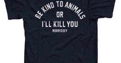 Morrissey'in yeni online mağazası epey ilginç ürünlerle dolu
