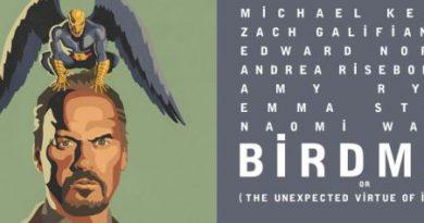 """Iñárritu'nun yeni filmi """"Birdman"""", !f İstanbul'da!"""