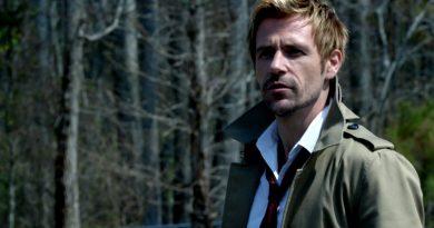 """NBC'nin """"Constantine"""" dizisinden yeni poster ve ilk bölümün detayları"""