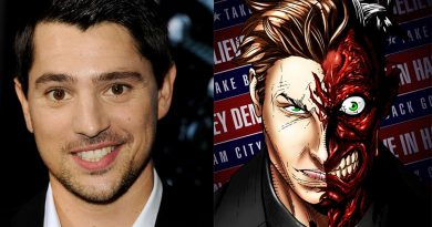 """Gotham""ın Harvey Dent'i Nicholas D'Agosto olacak"