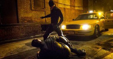 """Netflix'in """"Daredevil"""" dizisinden yeni fragman"""