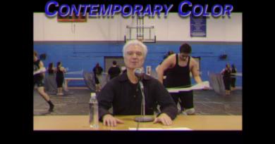 """David Byrne'den nefis bir proje daha: """"Contemporary Color"""""""
