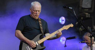 David Gilmour'un yeni solo albümü bu sonbaharda geliyor