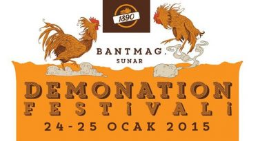 Demonation Fest. No:5 Programı