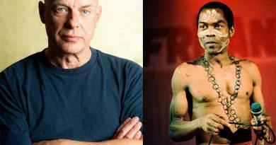 Brian Eno kuratörlüğünde hazırlanan Fela Kuti derlemesi yolda!