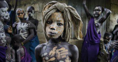 "Web Galeri: Steve McCurry – ""Colours of Ethiopia"""