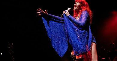Yoldaki Florence and the Machine albümünden ilk sesler!