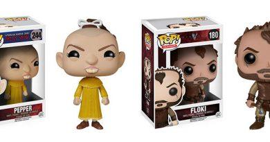 "Funko'dan nefis ""American Horror Story"" ve ""Vikings"" figürleri!"