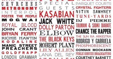 Spotify'ın analizine göre Glastonbury, dünyanın en büyük festivali