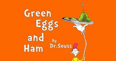 """Netflix, Dr. Seuss'un ünlü kitabı """"Green Eggs And Ham""""i televizyona uyarlıyor!"""